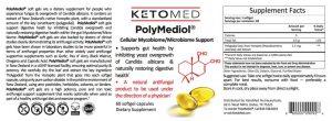 PolyMediol Label