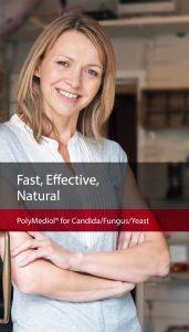 PolyMediol For Candida, Fungus, Yeast