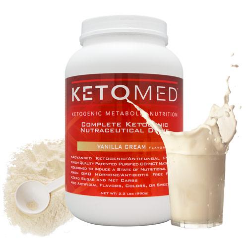 Ketomed mixes easily and tastes great